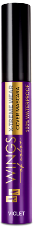 AA WOC WATERPROOF TUBE MASCARA O3 VIOLET