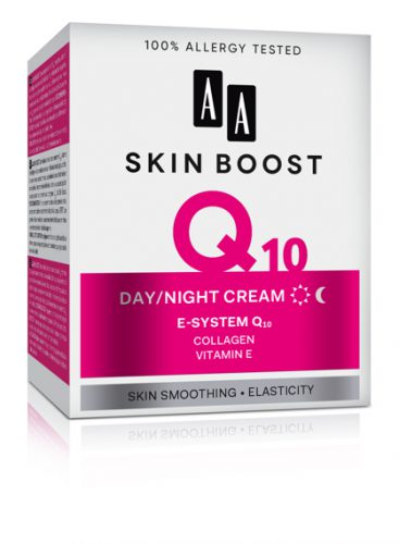 AA SKIN BOOST Q10 Day/night cream, 50 ml