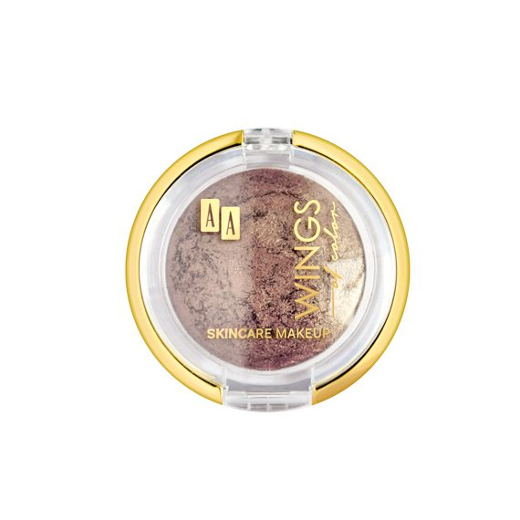 AA WINGS OF COLOR MINERAL BAKED EYESHADOW WYPIEKANY, MINERALNY CIEŃ DO POWIEK 103 GOLDEN BRONZE GODDESS 2G