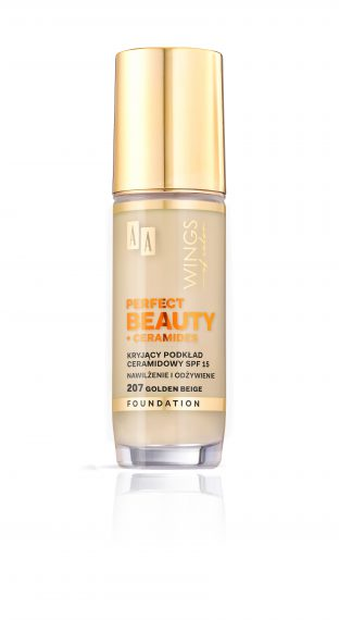 AA WINGS OF COLOR PODKŁAD PERFECT BEAUTY 207 30ML