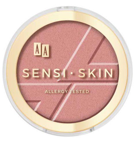 AA Sensi Skin róż do policzków 01 fresh rose