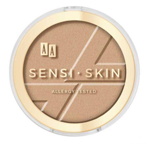 AA Sensi Skin modelujący bronzer do twarzy 01 amber