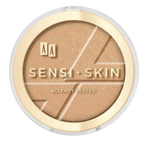AA Sensi Skin modelujący bronzer do twarzy 02 macchiato