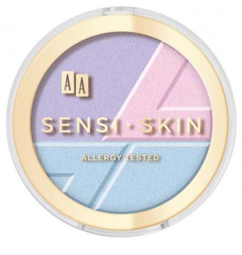 AA Sensi Skin Holograficzny set do twarzy