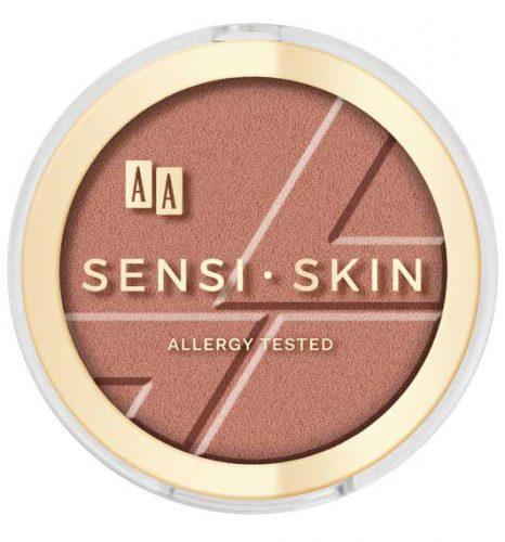 AA Sensi Skin róż do policzków 02 sweet wine