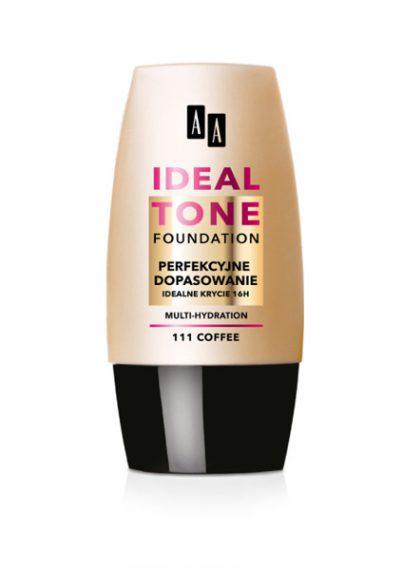 AA IDEAL TONE perfekcyjne dopasowanie 111 coffee 30ml