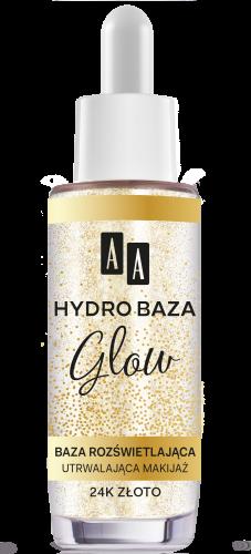Hydro baza utrwalająca makijaż rozświetlająca glow 30 ml