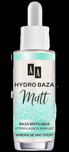 Hydro baza utrwalająca makijaż matująca 30 ml