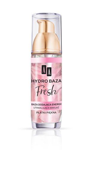 Hydro baza utrwalająca makijaż dodająca energii fresh 30 g