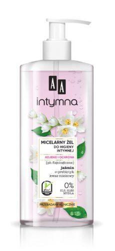 AA Intymna Micelarny żel do higieny intymnej – kojenie i ochrona 250 ml