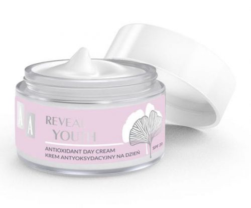 AA REVEAL YOUTH ANTIOXIDANT DAY CREAM