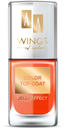 AA WINGS OF COLOR NAIL COLOR TOP COAT 03  11ML