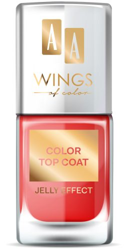 AA WINGS OF COLOR NAIL COLOR TOP COAT 05  11ML