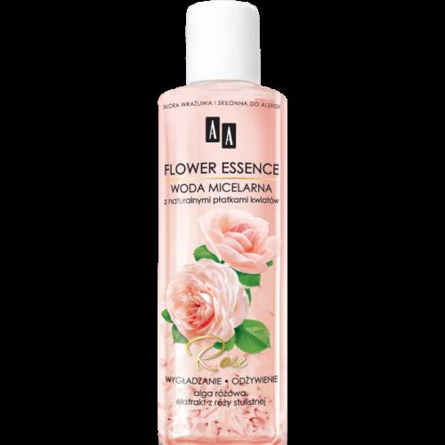 AA FLOWER ESSENCE Woda micelarna ROSE, 200 ml