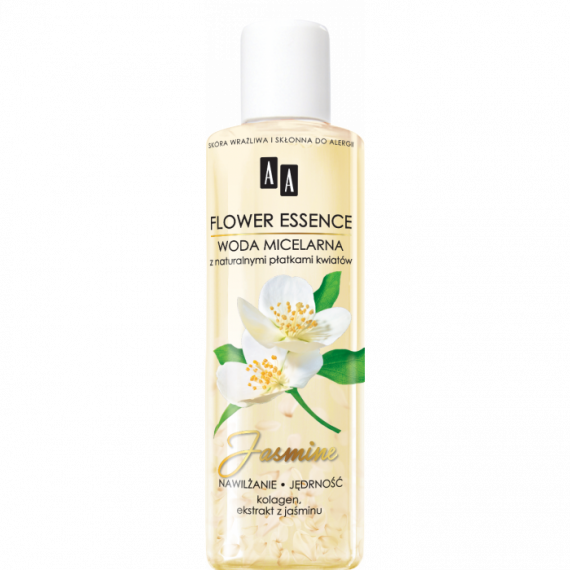 AA FLOWER ESSENCE Woda micelarna JASMIN, 200 ml