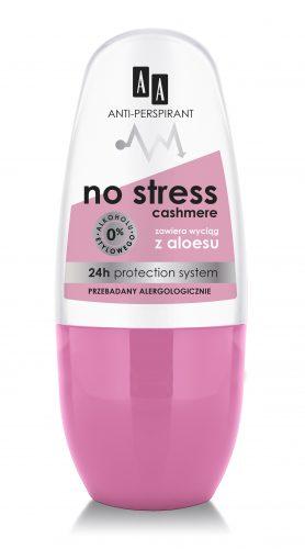 AA Anti-perspirant No Stress Cashmere, 50 ml