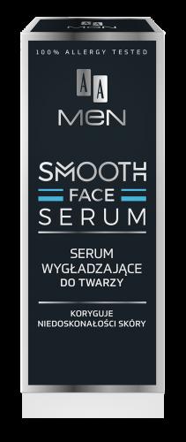 AA MEN Serum wygładzające do twarzy, 30 ml