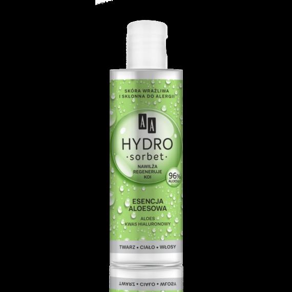 AA HYDRO SORBETEsencja aloesowa 96%, 100 ml