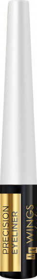 WINGS OF COLOR  EYELINER PERFECT PRECISION  BLACK 3ML