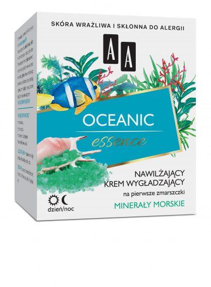 AA Oceanic Essence – Oceaniczny krem nawilżająco-wygładzający dzień/noc 50 ml