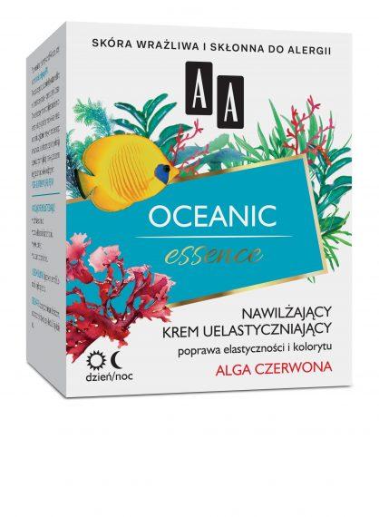 AA Oceanic Essence – Oceaniczny krem nawilżająco-uelastyczniający dzień/noc 50 ml