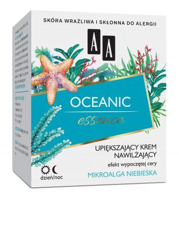 AA Oceanic Essence – Oceaniczny krem nawilżająco-korygujący dzień/noc 50 ml