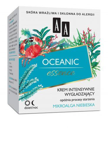 AA Oceanic Essence – Oceaniczny krem intensywnie wygładzający dzień/noc 50 ml
