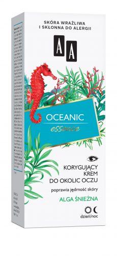 AA Oceanic Essence – Oceaniczny krem korygujący do okolic oczu 15 ml
