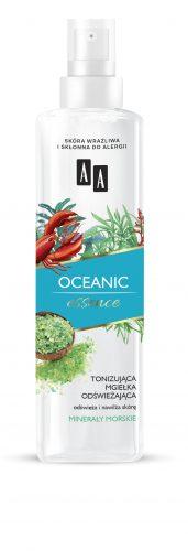 AA Oceanic Essence – Oceaniczna mgiełka tonizująco-odświeżająca 250 ml