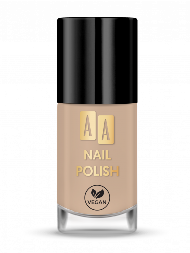 AA NAIL POLISH Lakier Do Paznokci 04 Graund Flax, 8 ml
