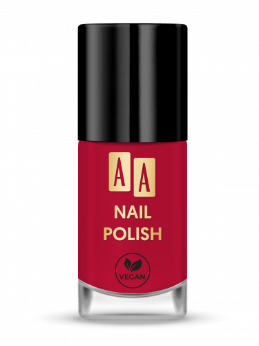 AA NAIL POLISH Lakier Do Paznokci 08 Hot Jalapeno, 8 ml