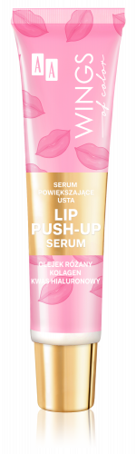 AA WINGS OF COLOR LIP PUSH UP SERUM – SERUM POWIĘKSZAJĄCE USTA