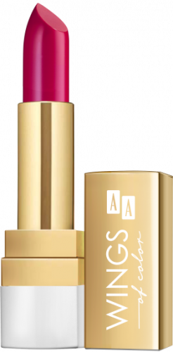 AA WINGS OF COLOR LIPSTICK CREAMY CARE 3,8G  10 JAPANESE MAGNOLIA