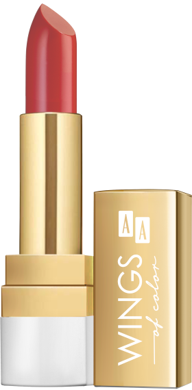 AA WINGS OF COLOR LIPSTICK CREAMY CARE 3,8G  11 AMERICAN PIE