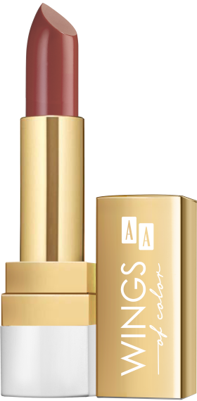 AA WINGS OF COLOR LIPSTICK CREAMY CARE 3,8G  14 CARIBBEAN RUM