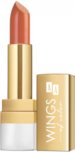 AA WINGS OF COLOR LIPSTICK CREAMY CARE 3,8G  15 GOLDEN GATE