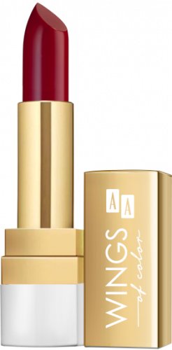 AA WINGS OF COLOR LIPSTICK CREAMY CARE 3,8G  17 KISS IN PARIS