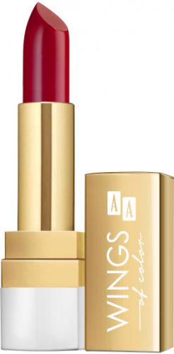 AA WINGS OF COLOR LIPSTICK CREAMY CARE 3,8G  18 FLAMENCO DRESS