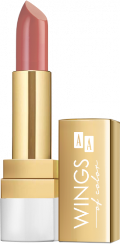 AA WINGS OF COLOR LIPSTICK CREAMY CARE 3,8G  23 ITALIAN ICE CREAM