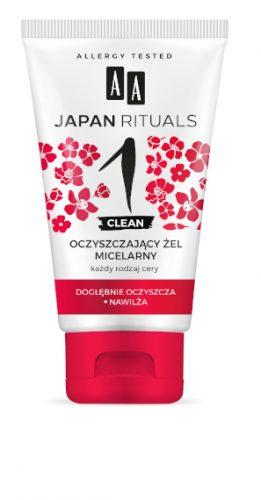 AA JAPAN RITUALS Oczyszczający żel nawilżający 150 ml