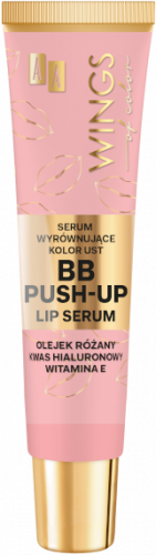 AA WINGS OF COLOR Serum Wyrównujące Kolor Ust BB Push-Up Lip Serum 10ml