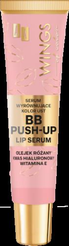 AA WINGS OF COLOR Serum Wyrównujące Kolor Ust BB Push-Up Lip Serum 10ml
