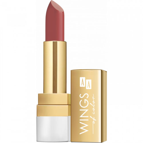 AA WINGS OF COLOR Lipstick Matt Care 02 Spanish Cortado 3,8g, Nr Ref.: 70186 NOWOŚĆ!