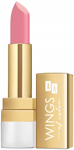 AA WINGS OF COLOR Lipstick Matt Care 03 Polynesian Flower 3,8g, Nr Ref.: 70193 NOWOŚĆ!