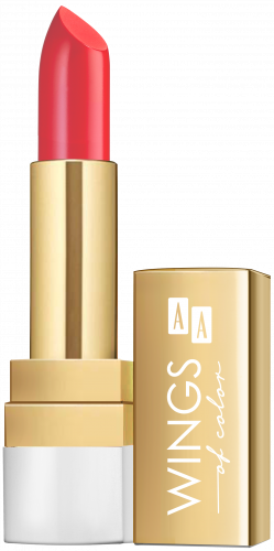 AA WINGS OF COLOR Lipstick Matt Care 05 Mexican Spices 3,8g, Nr Ref.: 70216 NOWOŚĆ!