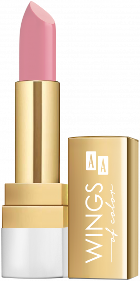 AA WINGS OF COLOR Lipstick Creamy Care 24 Pink Lagoon 3,8g, Nr Ref.: 70223 NOWOŚĆ!