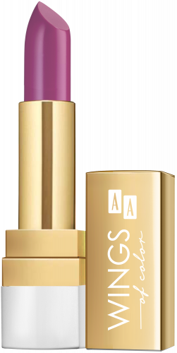 AA WINGS OF COLOR Lipstick Creamy Care 25 Lavender Fields 3,8g, Nr Ref.: 70230 NOWOŚĆ!