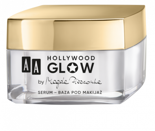 AA HOLLYWOOD GLOW by Magda Pieczonka Serum-baza pod makijaż  STAR LOOK 50 ml