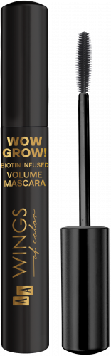 AA WINGS OF COLOR Biotin Infused Volume Mascara Wow Grow! 8ml
