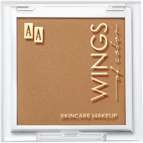 AA WINGS OF COLOR BRONZER SHIMMERING 41 RICH TAN
